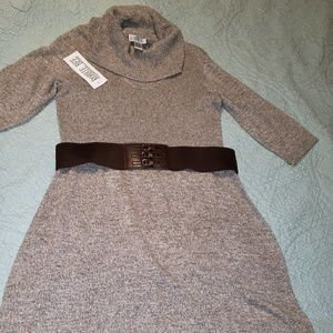 Sweater Dress NWT